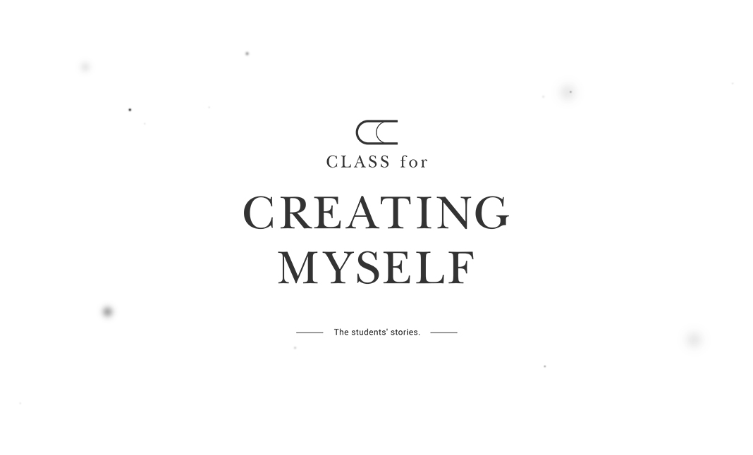 CLASS for CREATING MYSELF website