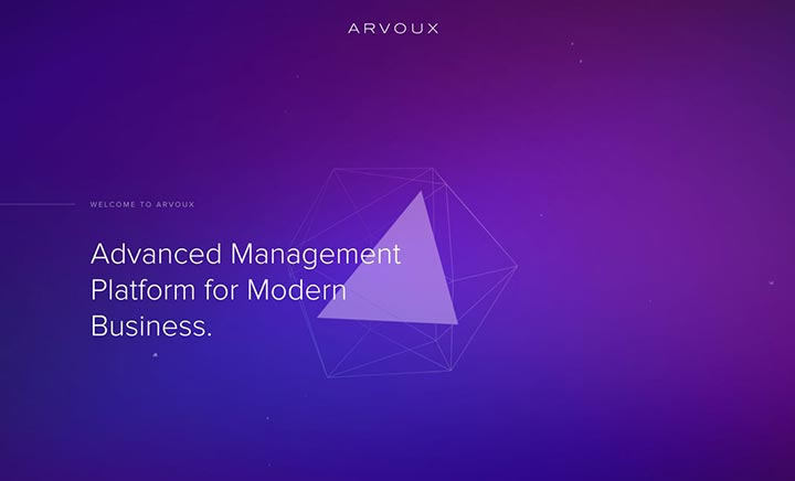 Arvoux website