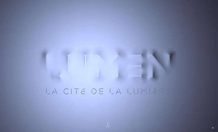 Lumen website