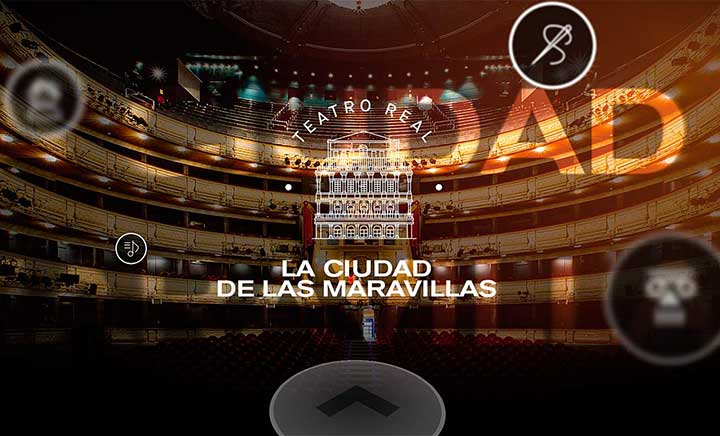 Teatro Real: The City of Wonders