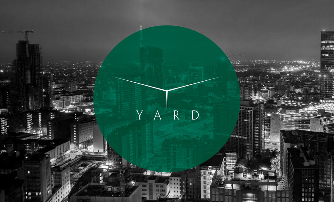 YARD S.p.A. website