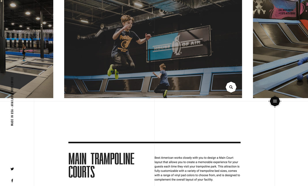 Trampoline Park screenshot 3