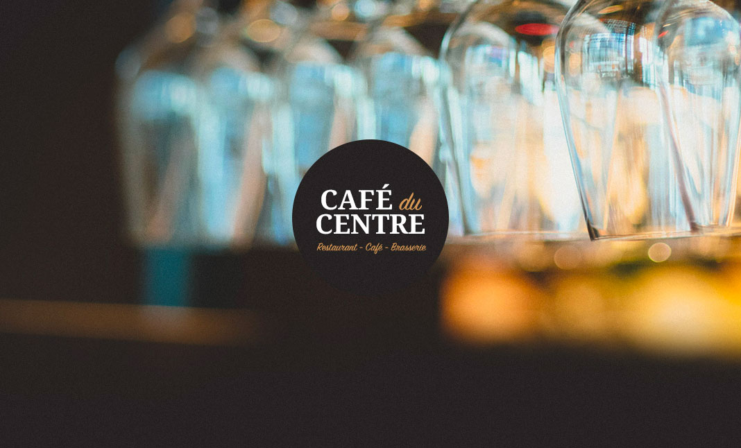Cafe du Centre website