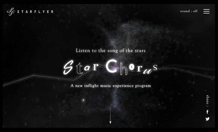 Star Chorus | STARFLYER website