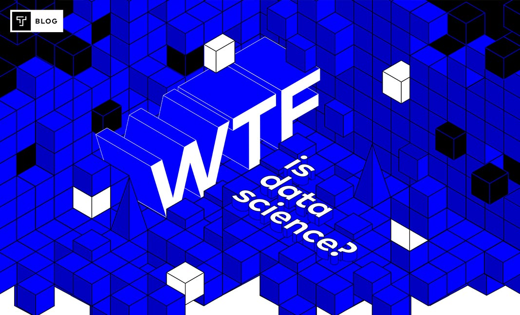 WTF is Data Science website
