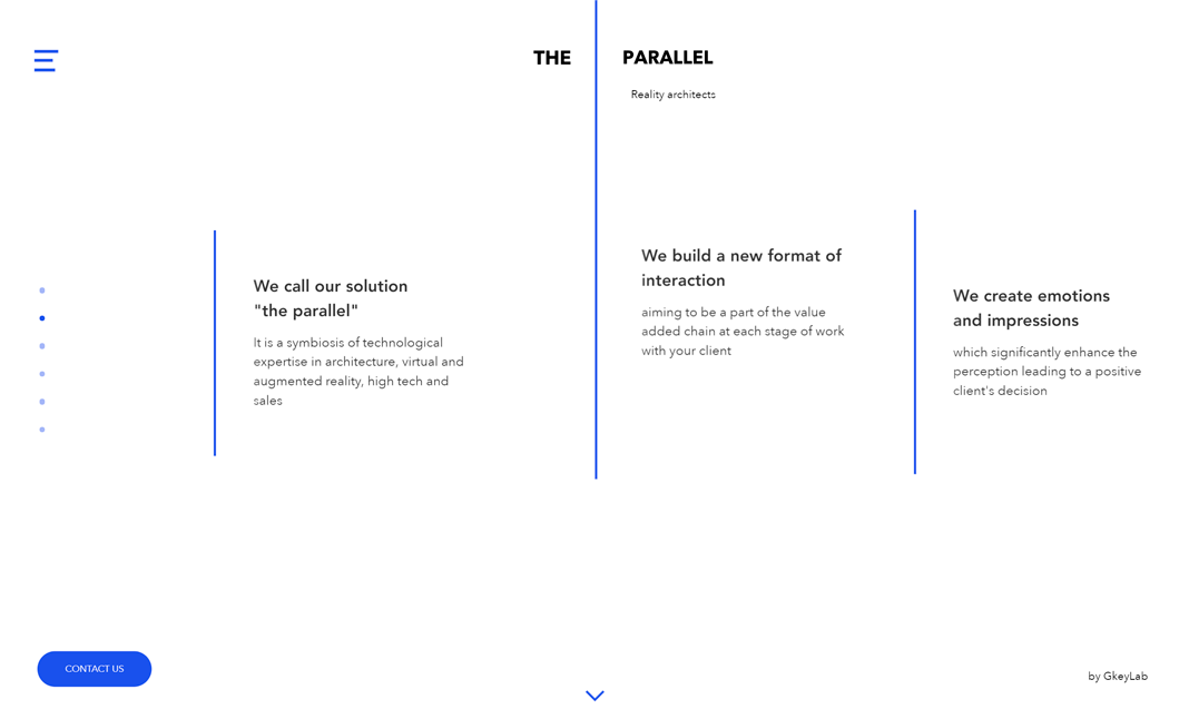 The Parallel website