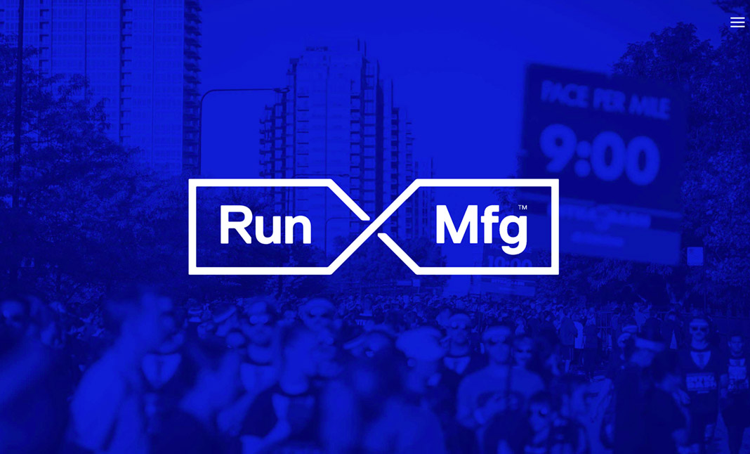 Run Mfg website