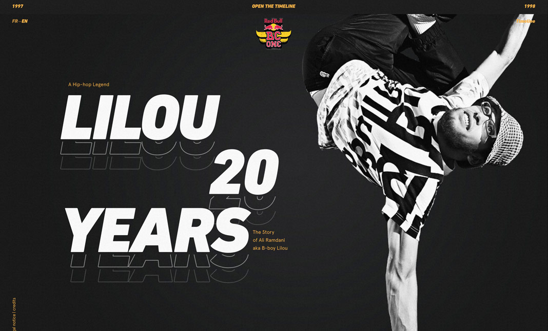 20 years of Hip-hop with Lilou screenshot 2