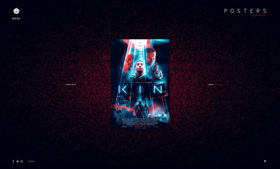 KIN Movie screenshot 3