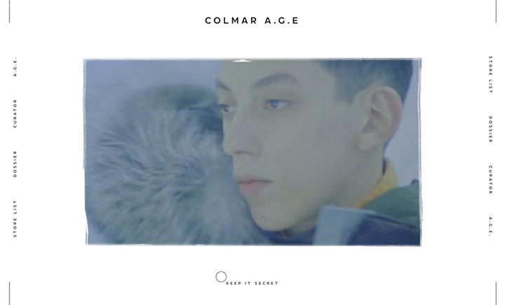 COLMAR A.G.E. website