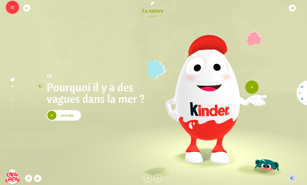 L'oeuf Kicétou screenshot 2