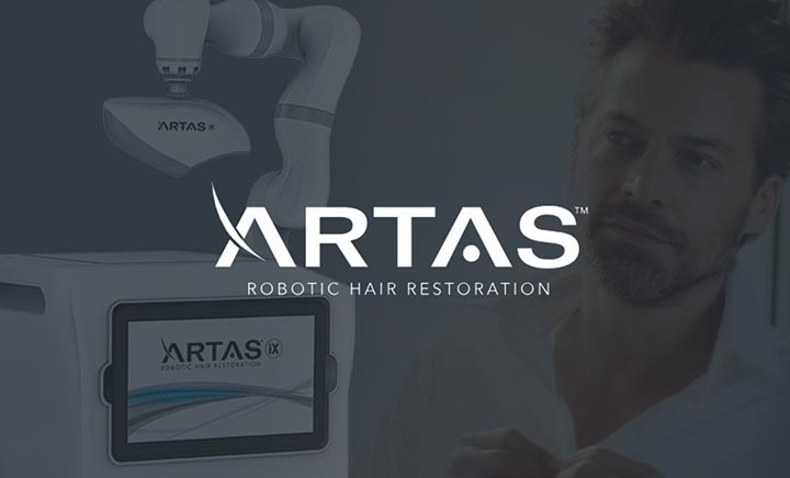 ARTAS Robotic Hair Transplant