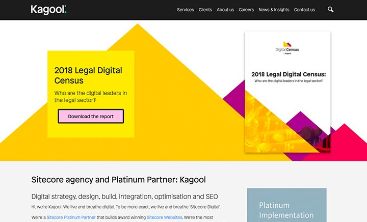 Kagool website