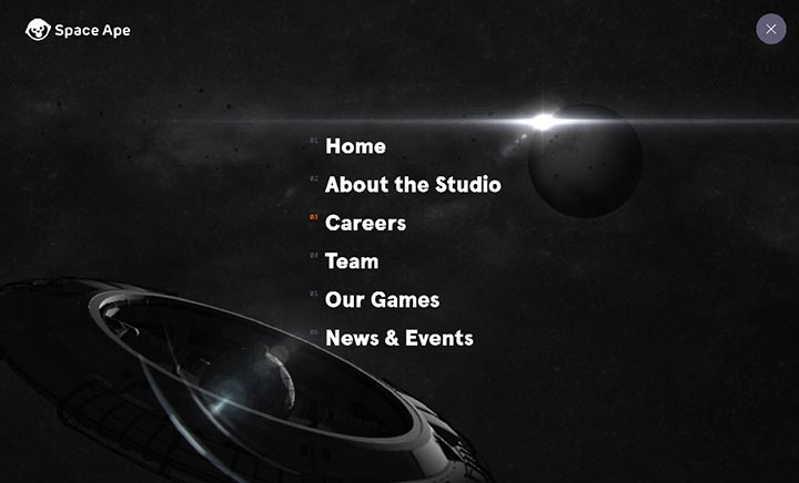 Space Ape Games website