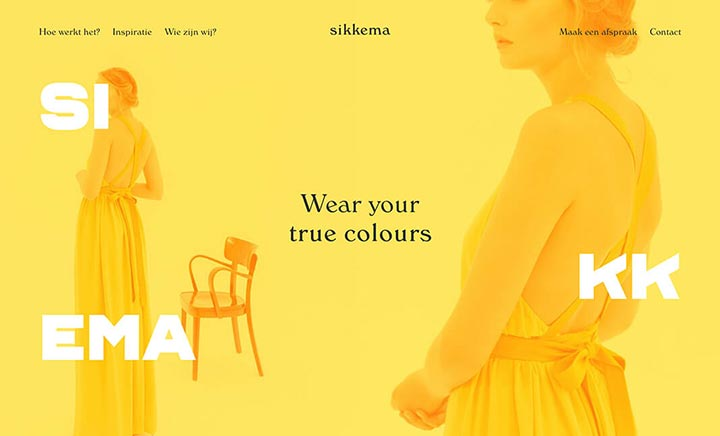 Sikkema website