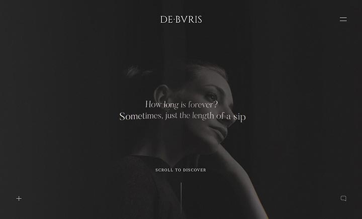 De Buris website
