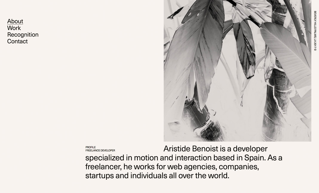 Aristide – Swiss Portfolio screenshot 3