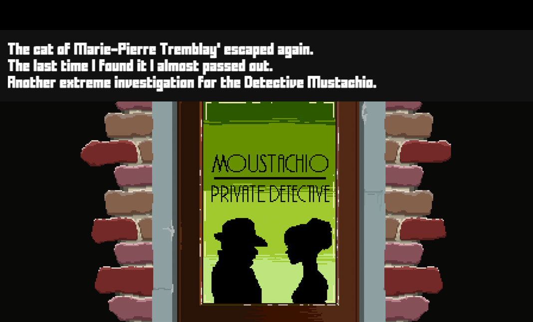 Detective Moustachio screenshot 2