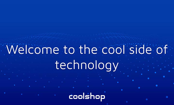 Coolshop website