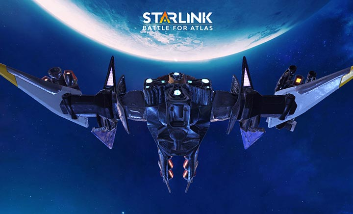 Starlink - 3D Shipbuilder website