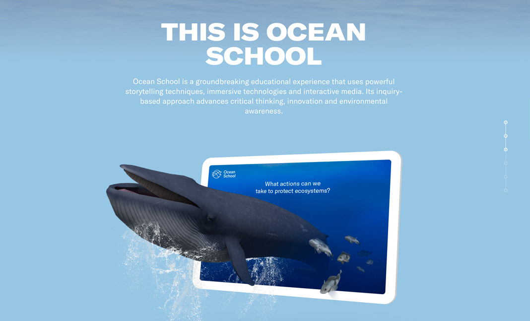 Ocean School screenshot 3