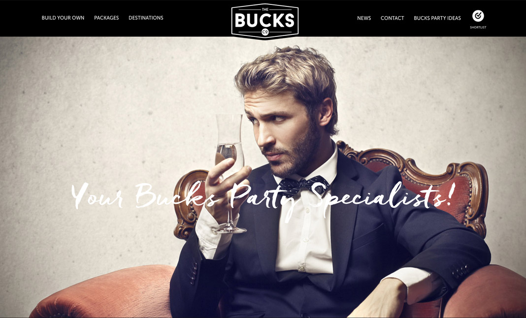 The Bucks Co. website