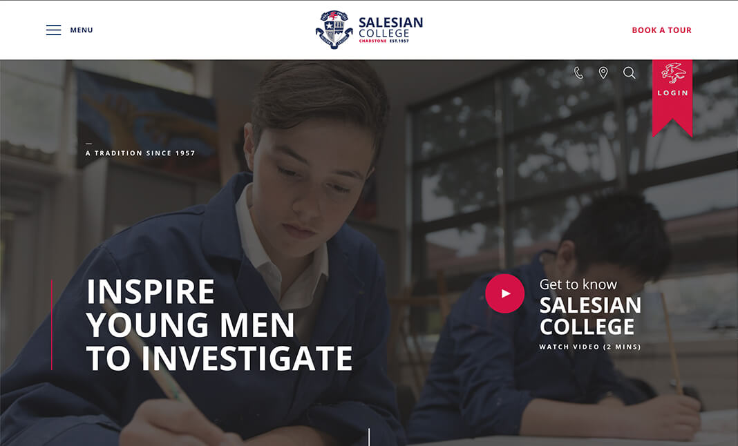Salesian College website