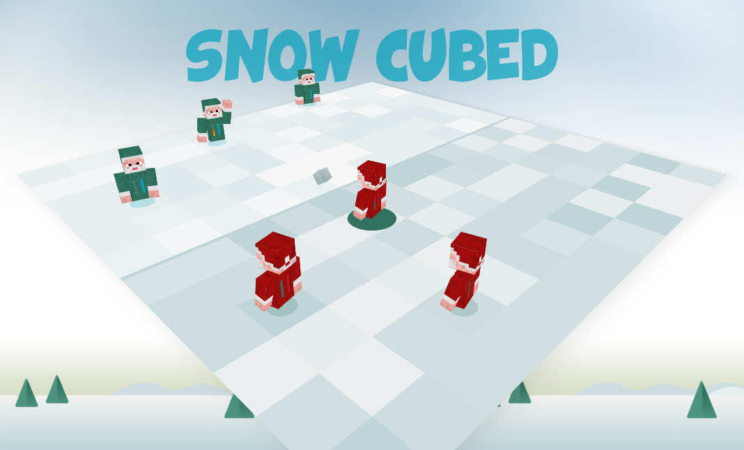 Snow Cubed website