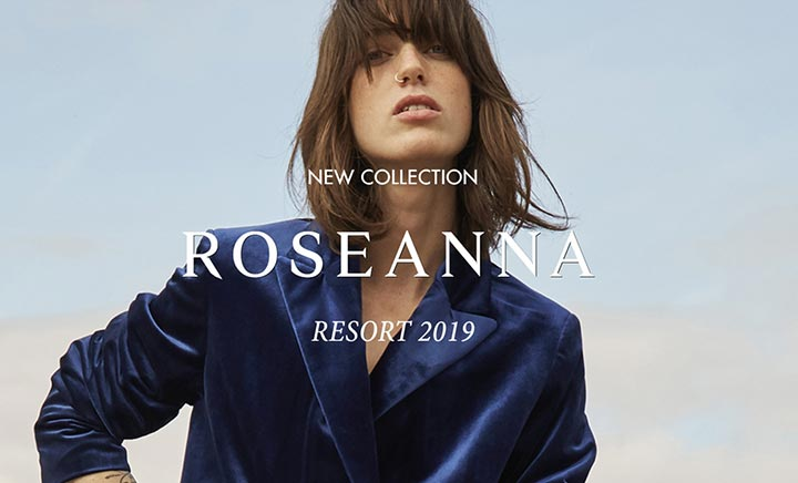 Roseanna website