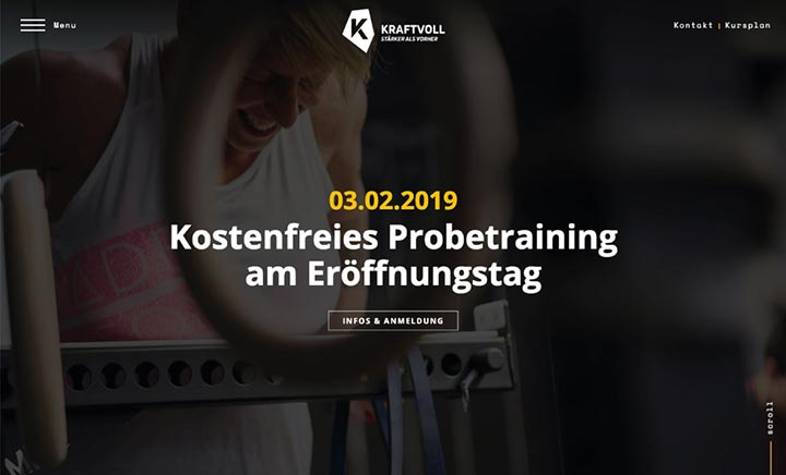 KRAFTVOLL - Functional Training