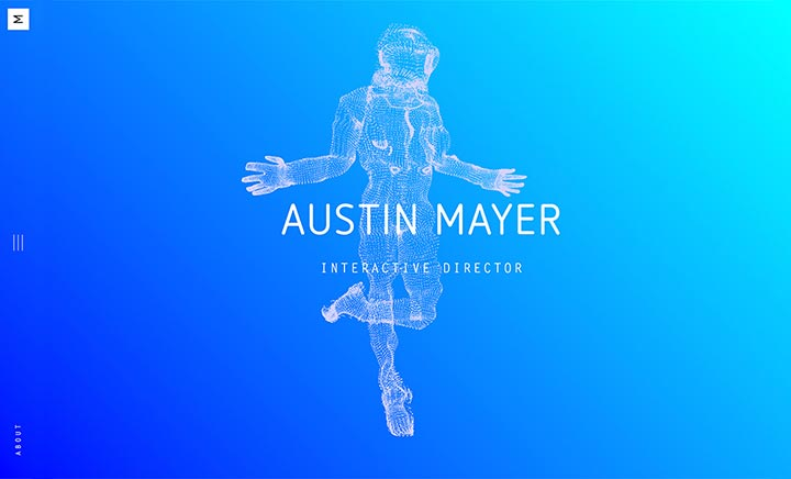 Austin Mayer — Portfolio website