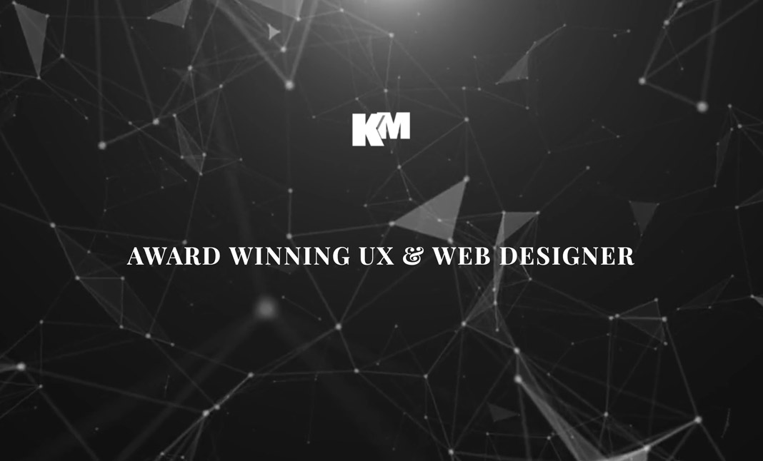 Ken Mah - Freelance Web Designer website