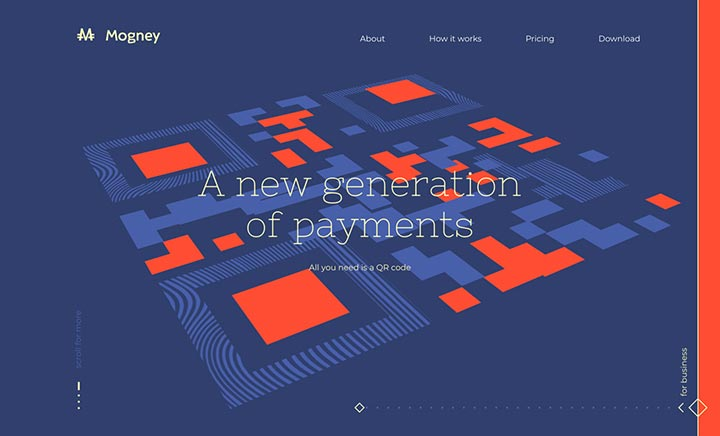 Mogney website