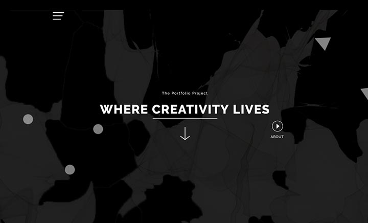 The Portfolio Project Microsite