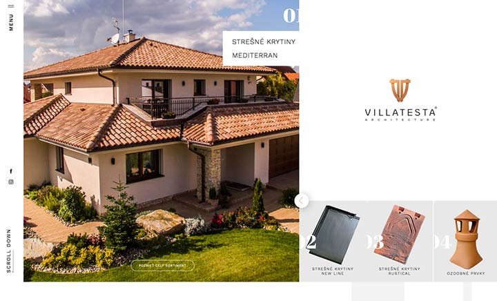 Villatesta website