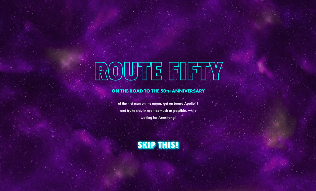 Route Fifty screenshot 3