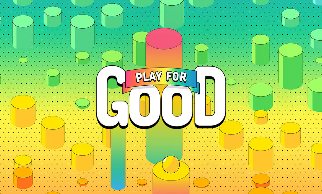 Play for Good website