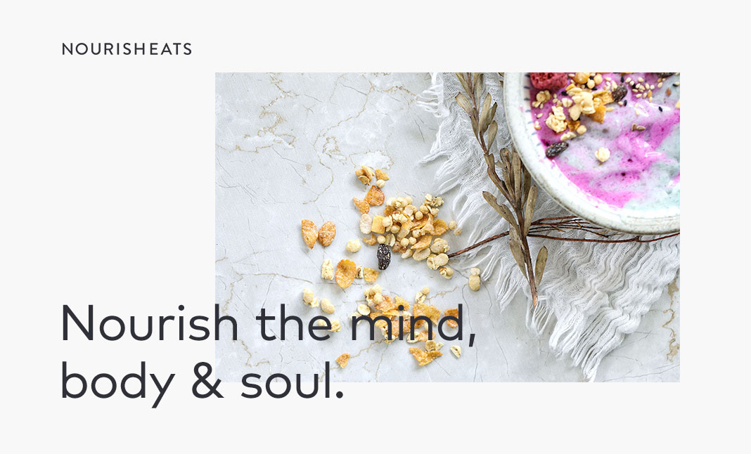 NourishEats by Joanna L. website