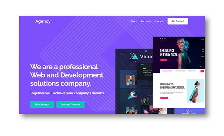 AgencyII Ultra WordPress Theme