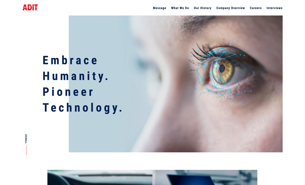ADIT Corporation Website website