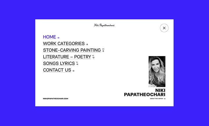 Niki Papatheochari website