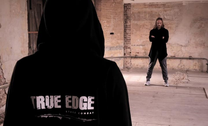 Stage Combat website