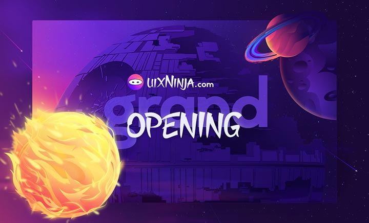 uixNinja website