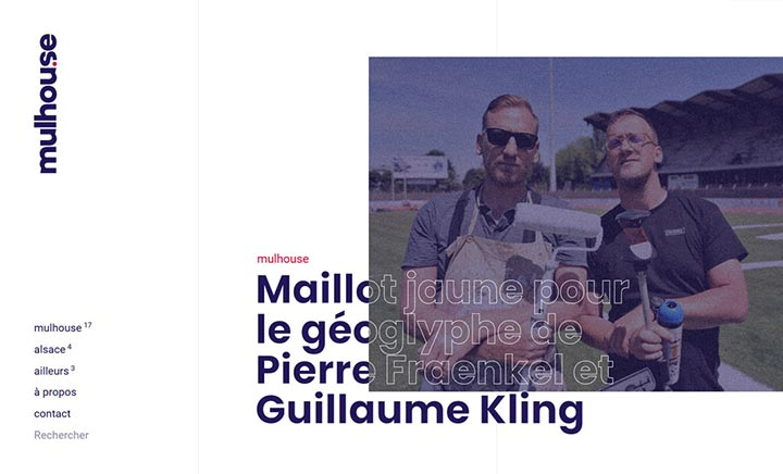 Mulhouse website
