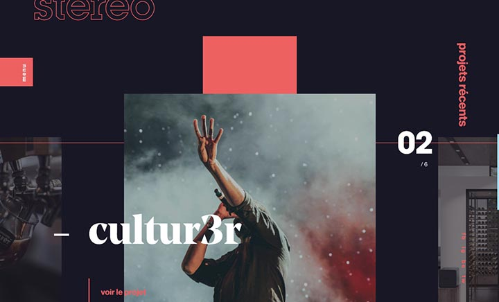 Stereo website