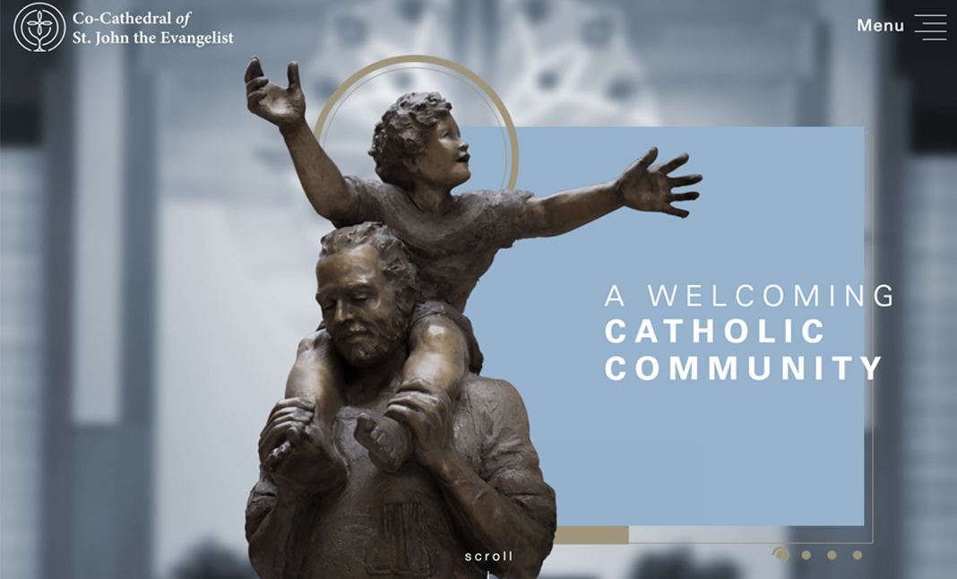 Co-Cathedral of St. John  website