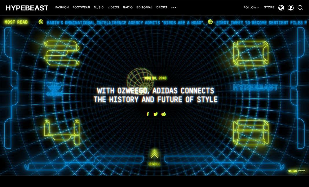CSS Design Awards - Website Awards - Best Web Design
