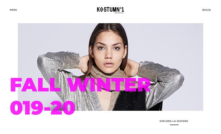 Kostum N°1 - Genyal! website