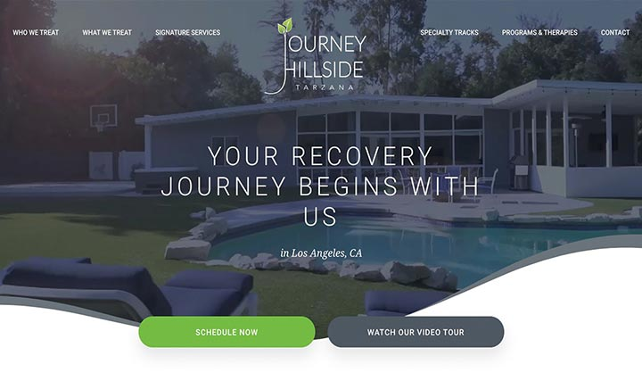 Journey Hillside Tarzana
