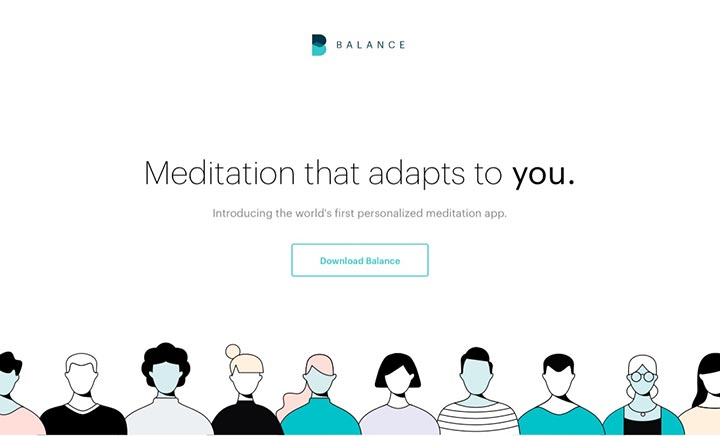 Balance - Personalized Meditation